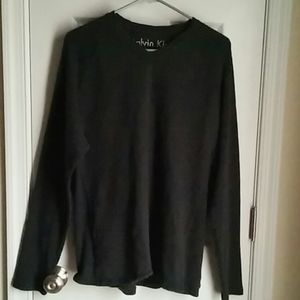 Calvin Klein Men's V-Neck Sweater